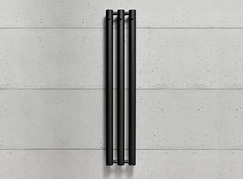 Suszarka elektryczna o profilu pionowym w kształcie tuby