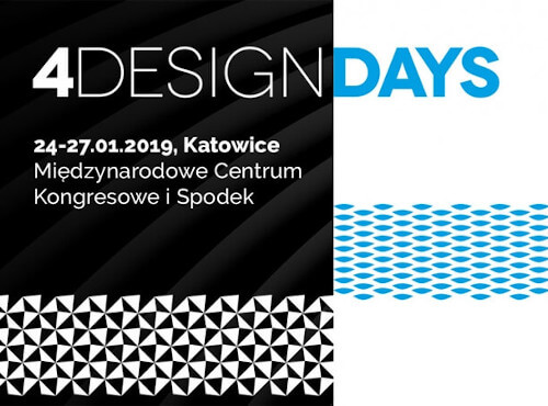 Meet us on 4 Design Days!