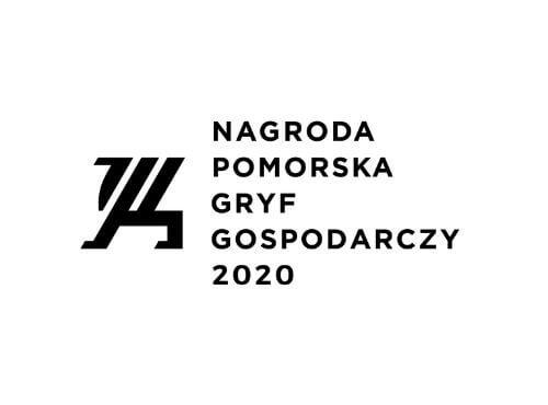 """Wyróżnienie w konkursie """"Gryf Gospodarczy 2020"""""""
